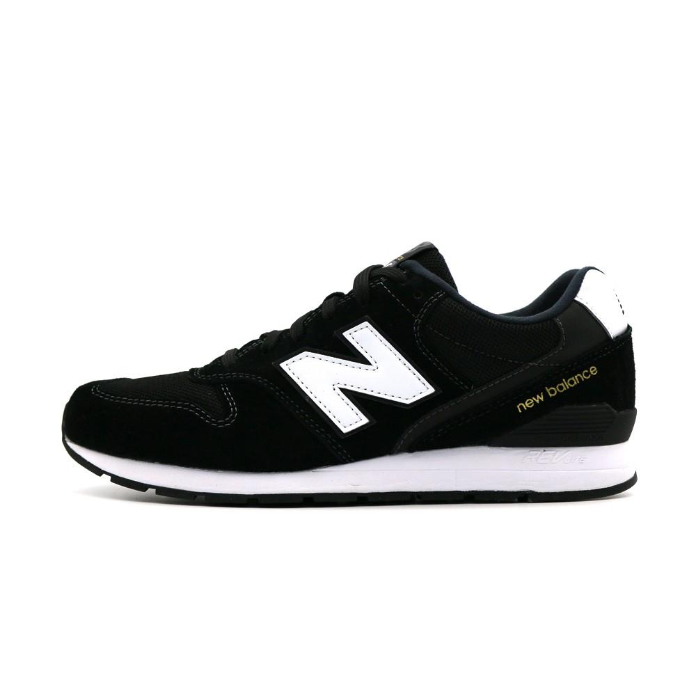 New Balance 996 復古鞋中休閒鞋 MRL996PK-D 黑