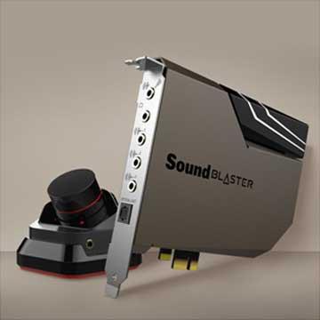 @電子街3C特賣會@全新創新未來 創巨 CREATIVE SB BlasterX AE-7