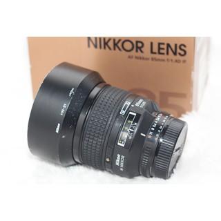 Nikon 85mm F1.4D 公司貨