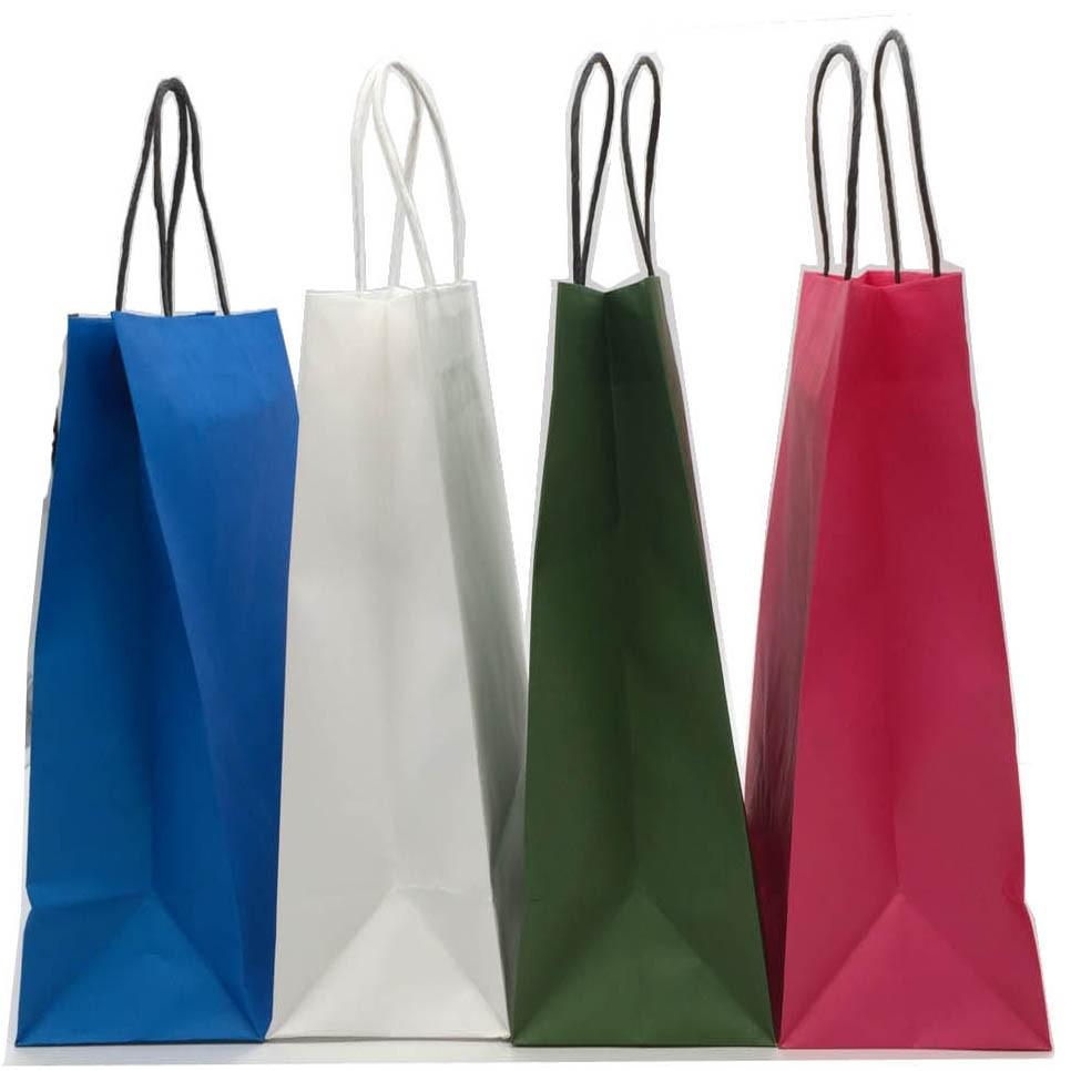 紙袋/ 規格M /1箱300入/禮品包裝/購物袋/服飾茶葉手提紙袋【現貨+免運】
