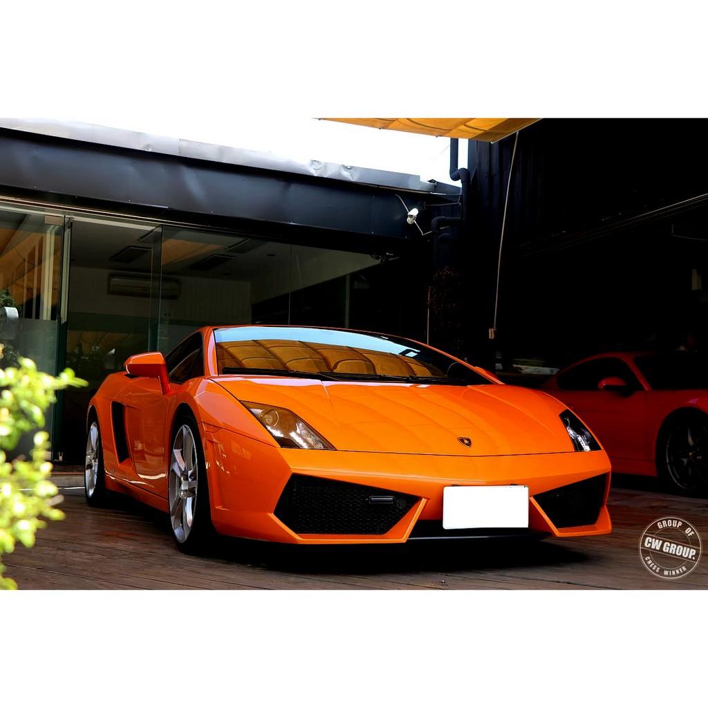 Lamborghini  LP560-4 只使用6000公里