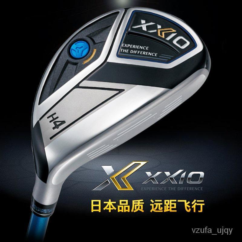 高爾夫球桿🆕新款XXIO XX10 MP1100高爾夫球桿男士鐵木桿小雞腿混合桿X EKS-現貨