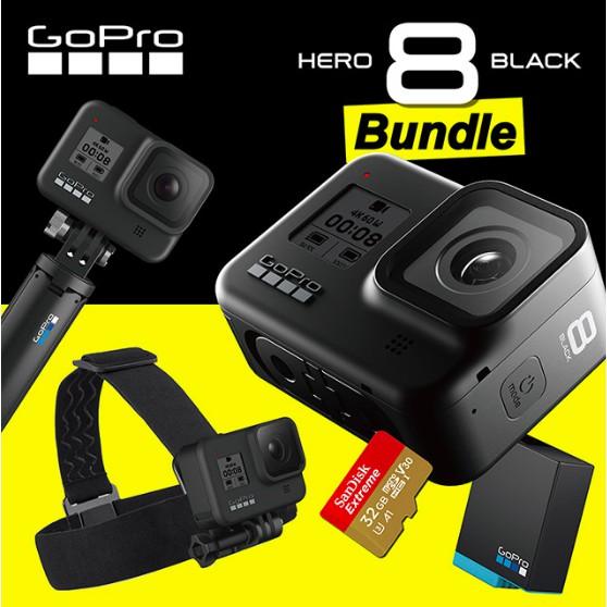 Gopro Hero 8 運動相機 極限運動攝影機 內有多款組合可選 台灣公司貨