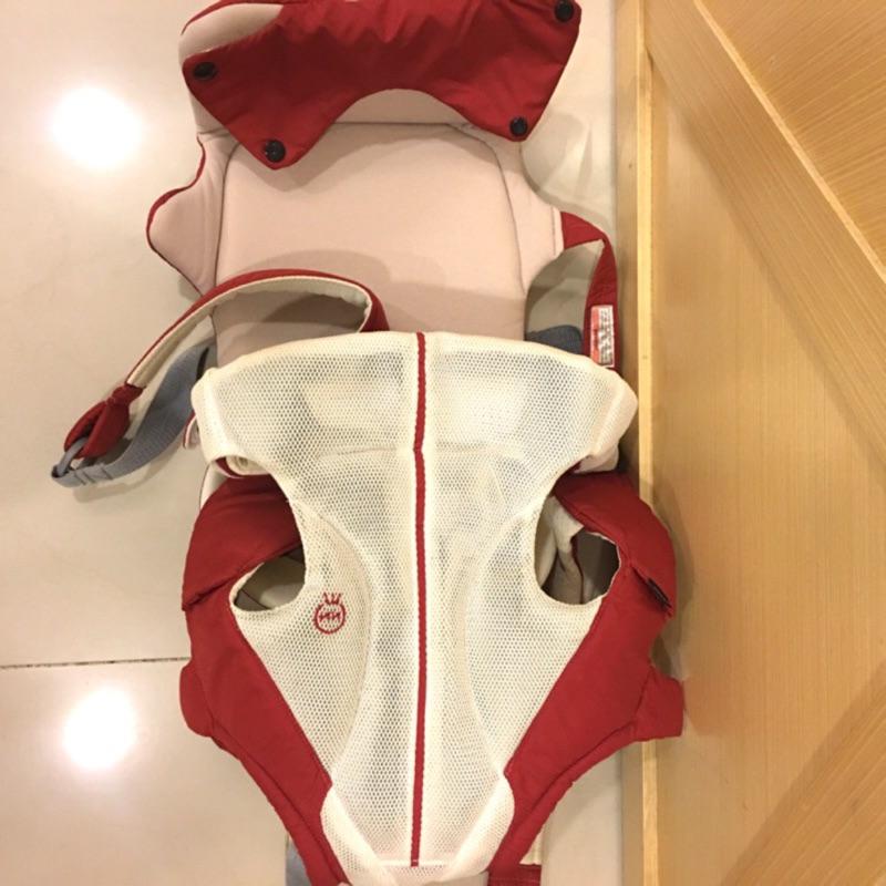 Combi sk4 新生兒全護型魔法背巾