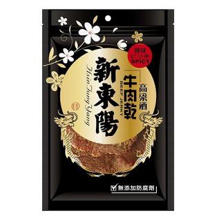 新東陽高粱酒辣味牛肉乾 120g 【大潤發】 新北市
