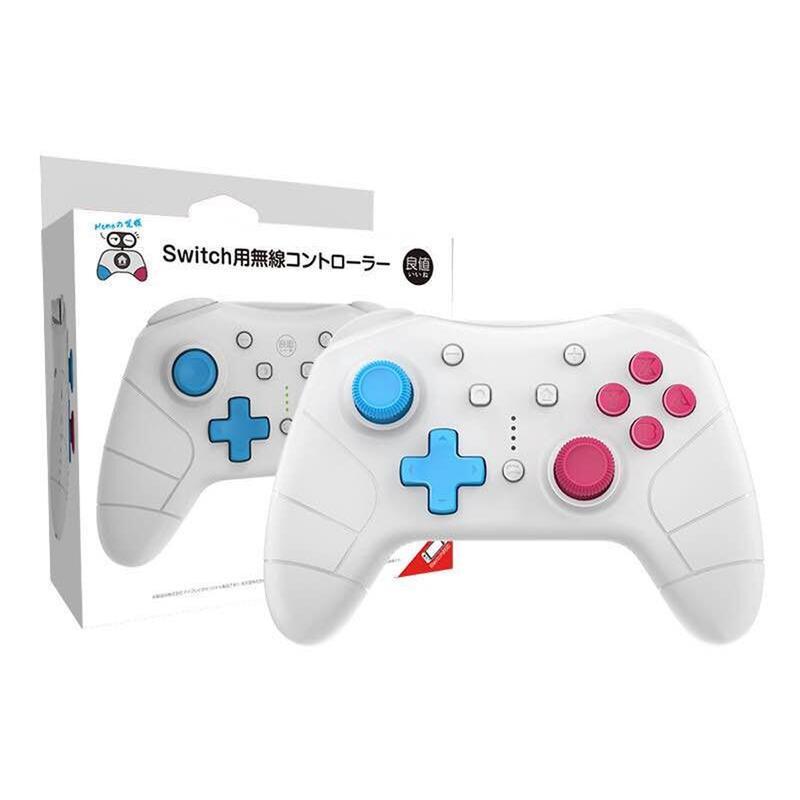 Nintendo Switch 良值新款三代搖桿 劍盾配色 連發無線手把 Pro控制器【喚醒 NFC】【員林雪風電玩】