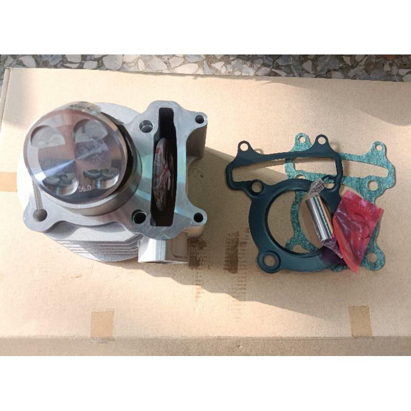 MANY110 VJR110 MANY VJR  4V 汽缸組 汽缸總成 汽缸 凸輪 56mm 59mm 200條曲軸