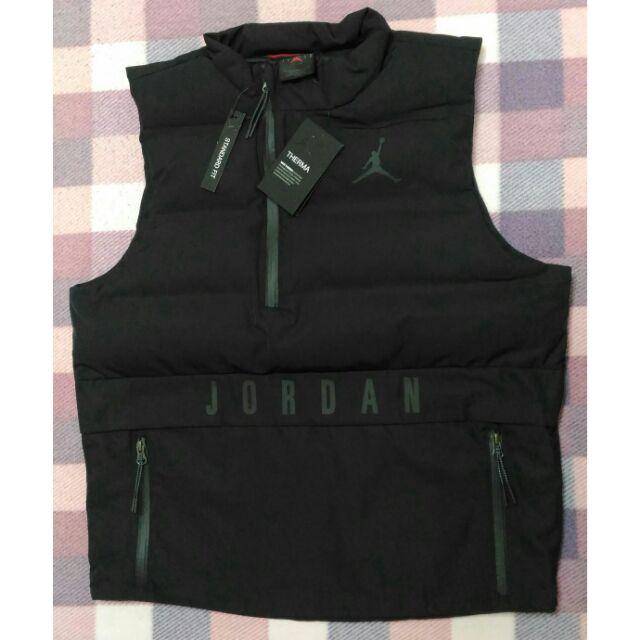 Jordan 保暖 羽絨背心
