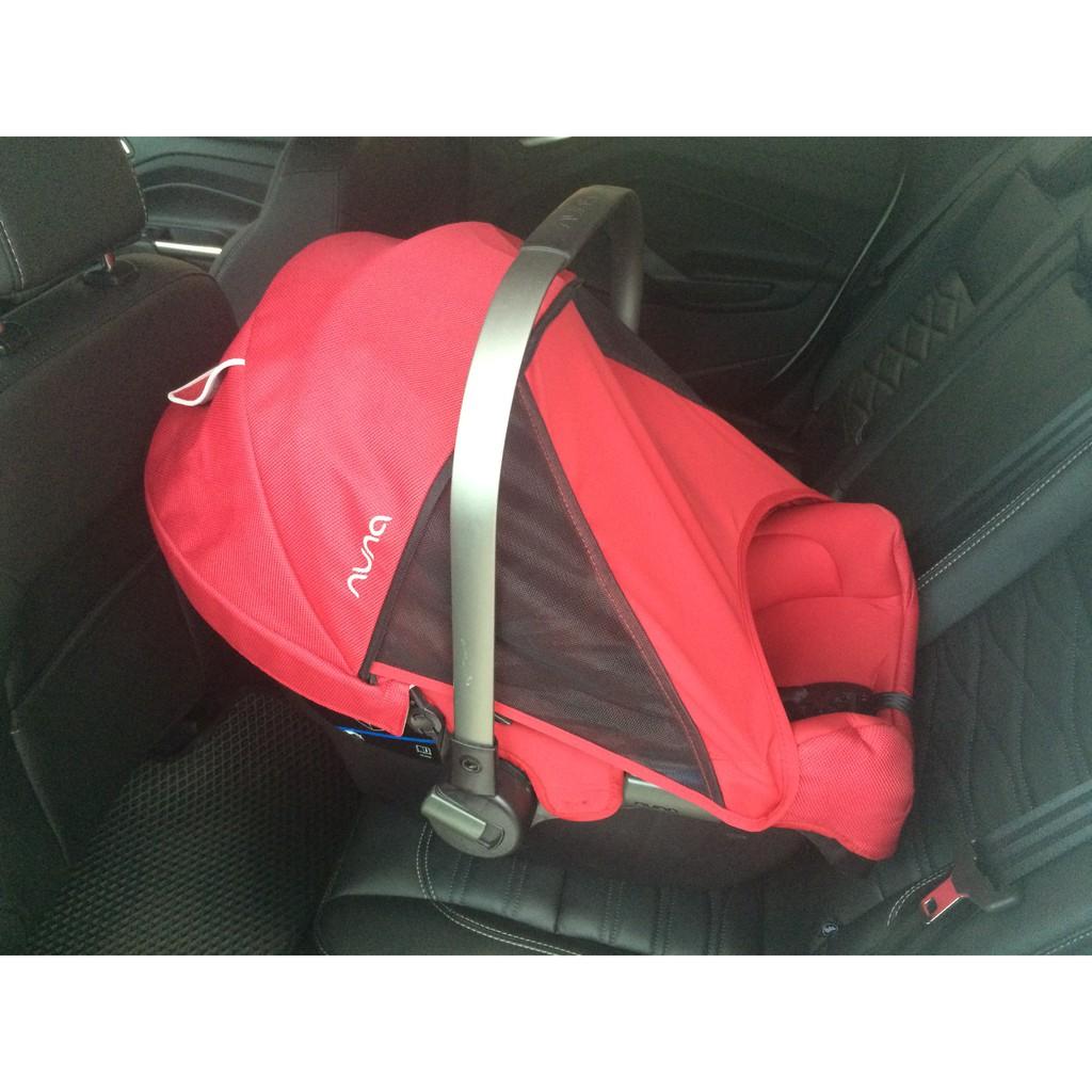 【NUNA PIPA】嬰兒 新生兒 提籃 汽車座椅 原廠紙箱