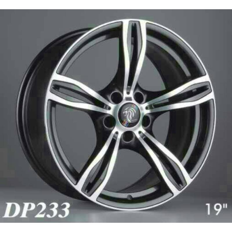 全新19吋5*114.3灰車面前後配鋁圈 其他尺寸歡迎洽詢 價格標示88非實際售價 洽詢優惠中