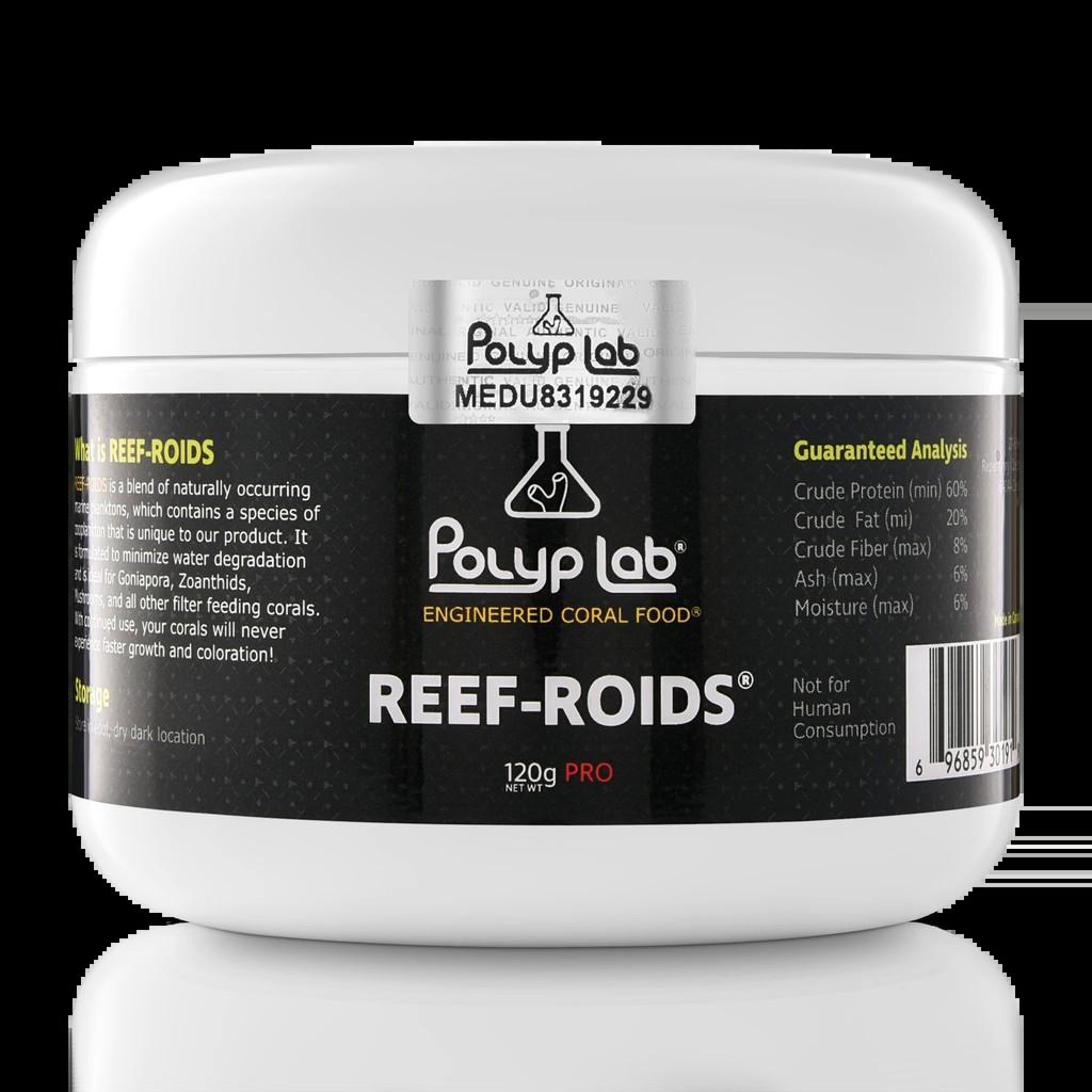 ※傑米水族※ Polyp Lab REEF-ROIDS 珊瑚 飼料 浮游 生物 動物 軟體 硬骨 ROIDS