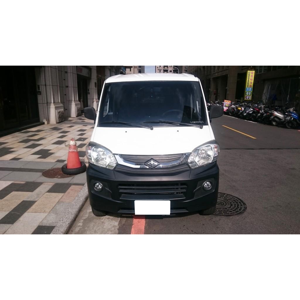 2015 中華 三菱 MITSUBISHI 菱利 Veryca 1.3 白色 客貨 五人座 麵包車 ~ 二手車 中古車