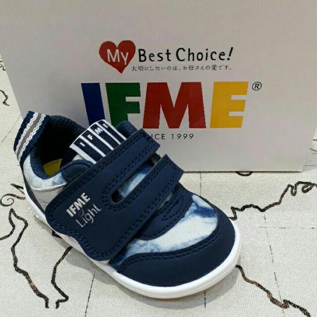 IFME運動機能鞋(買鞋即送台灣製寶寶止滑襪)