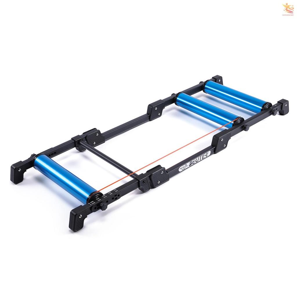 DEUTER 自行車跑步台可調節訓練-03藍色