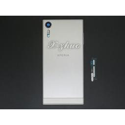 ★群卓★全新 SONY Xperia XZs G8232 後殼組 含小料鍵 銀