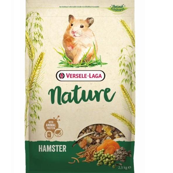 優荳-全新NATURE特級倉鼠飼料(熊鼠黃金鼠大型倉鼠)