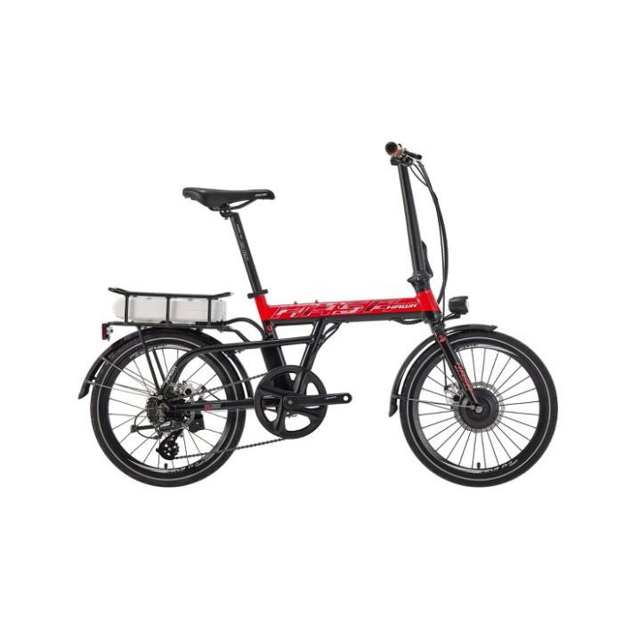 小哲居 HASA HAWK 電動輔助自行車 電動車 電單車 20吋輪 8段變速 有閃電標章 合法上路 可騎100公里