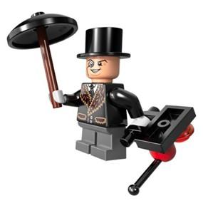 [點子樂高] Lego 76010 企鵝人 高雄可面交