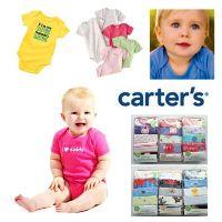 Chi's world~Carter's卡特Danrol有印標無印標 新生兒短袖長袖包屁衣5件組五件組 彌月滿月週歲禮盒 臺中市