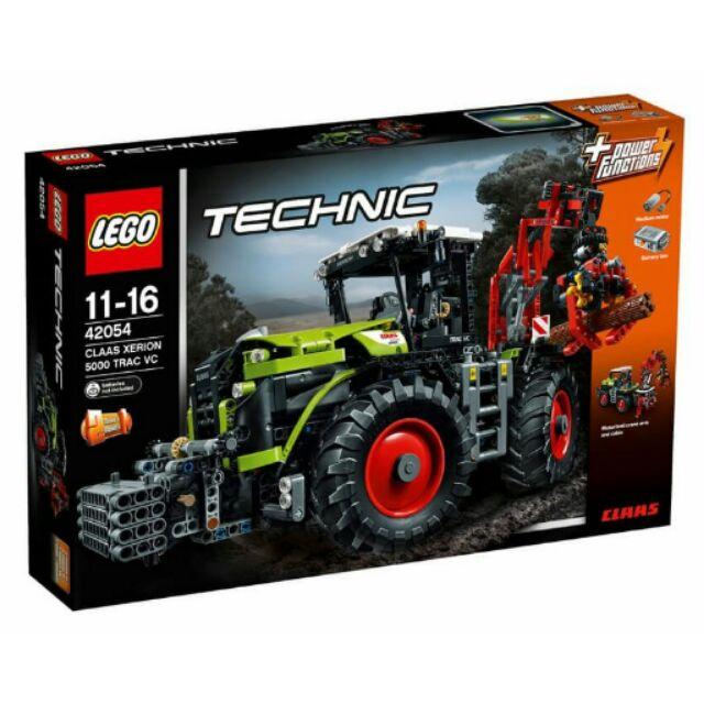 【假日車庫樂高】LEGO 42054 TECHNIC - CLAAS XERION 5000 TRAC VC 拖拉機