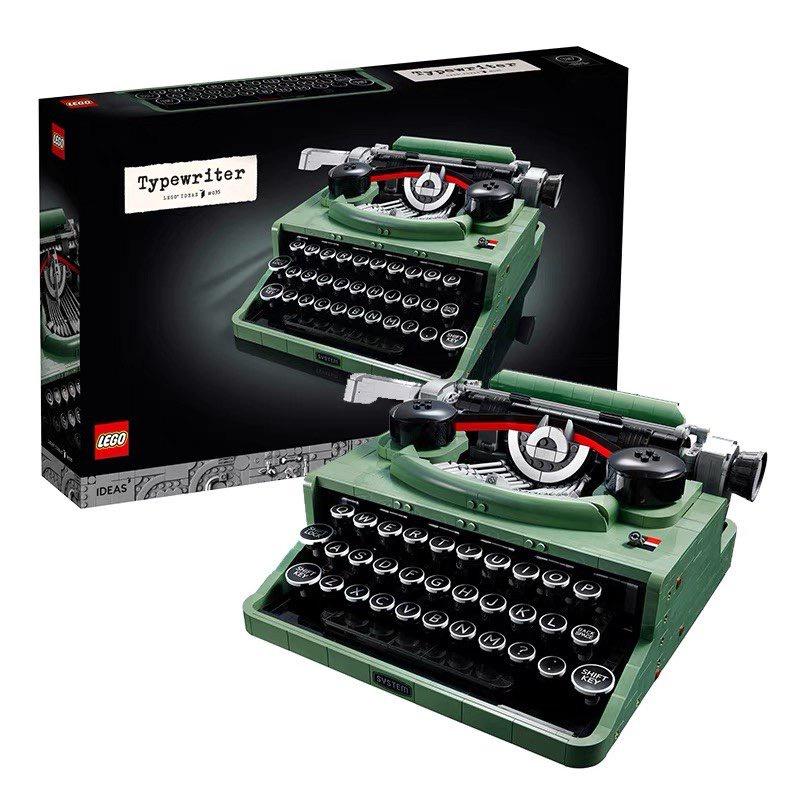 現貨📌LEGO樂高 21327 Typewriter打字機