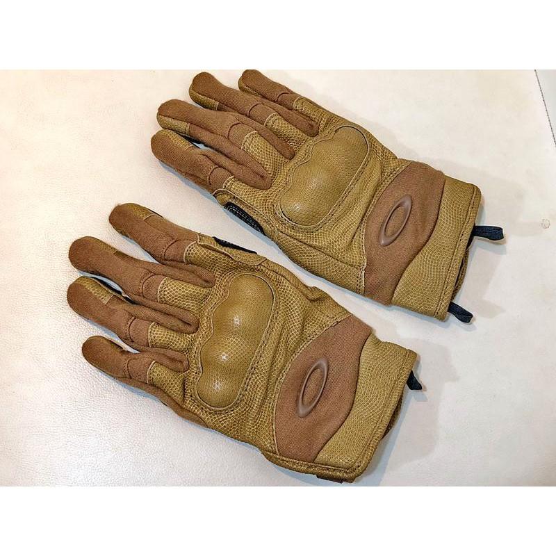 全新OAKLEY SI TACTICAL FR GLOVE抗燄防燃戰術手套(狼棕色 M號現貨一雙)