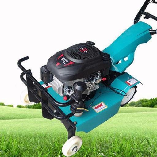 熱銷 小型汽油機自走式手推割草機碎草機打草機草坪低矮果園除草機神器
