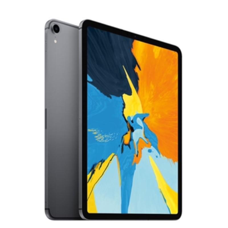 """iPad Pro 2018 11"""" 太空灰64GB 二手 急售 機況優良 配件豐富"""