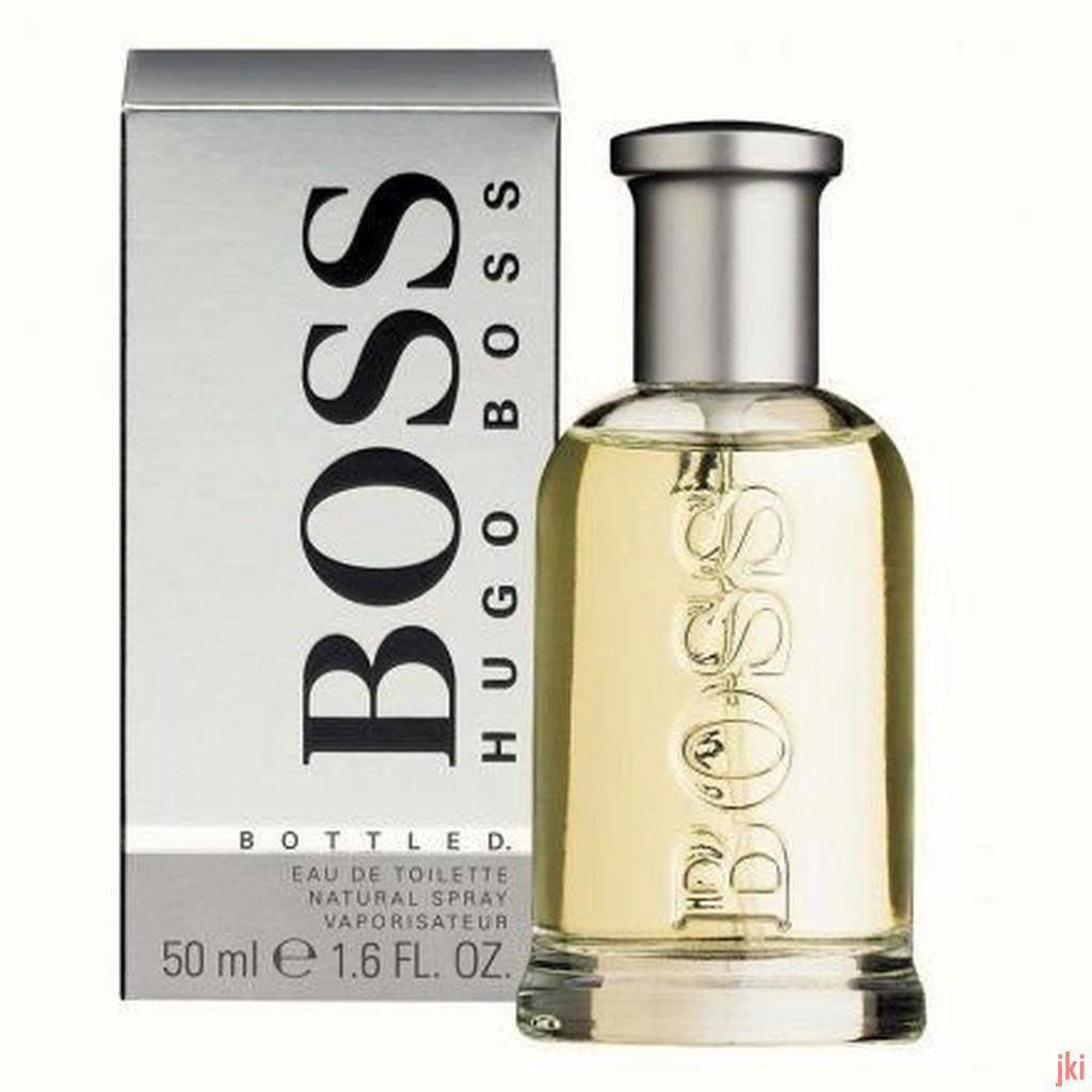 榛/HUGO BOSS Bottle 自信 男性淡香水 100ML