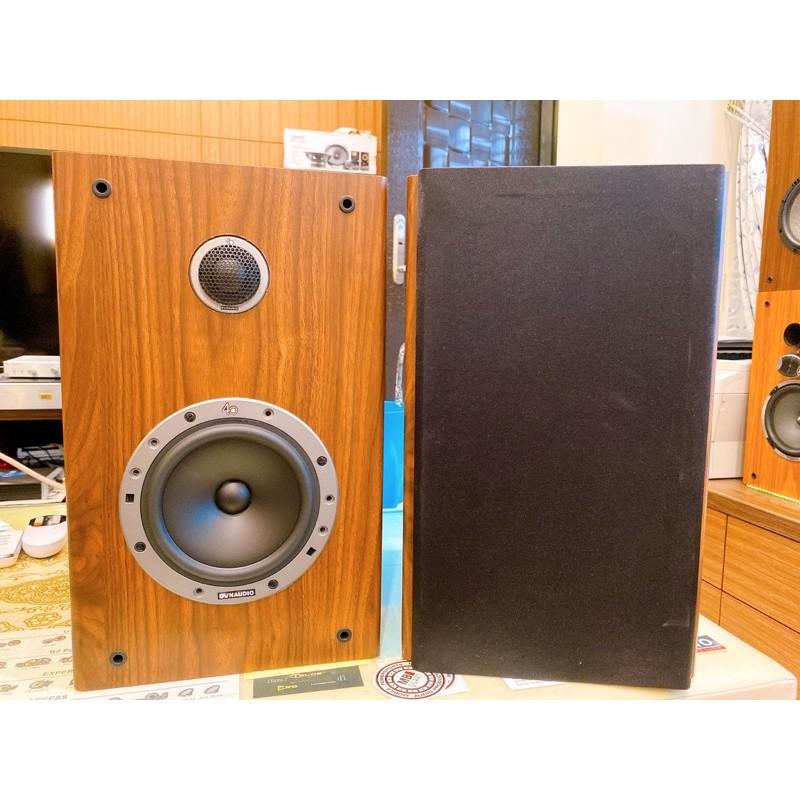 丹麥🇩🇰Dynaudio E236 兩音路分音書架型喇叭
