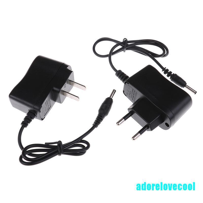 [adorelovecool]用於18650電池頭燈手電筒的US / EU 4.2V AC鋰電池充電器