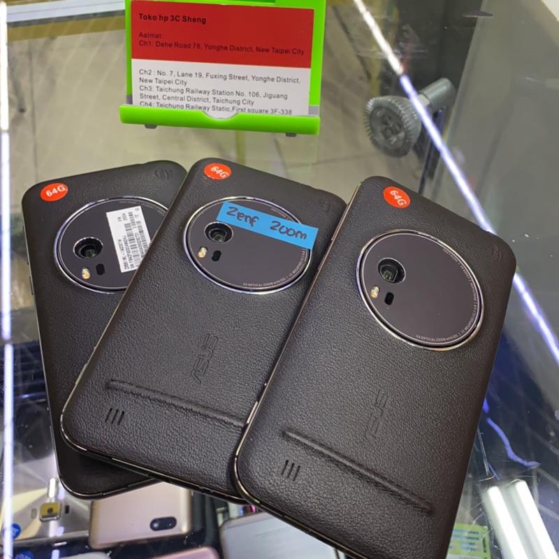 現貨含發票 Asus ZenFone Zoom 4+64G 台灣公司貨 實體店 台中 永和 二手機