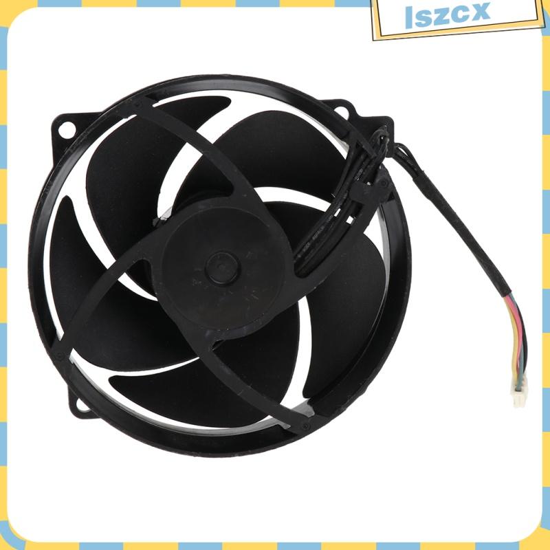 Xbox 360超薄遊戲機冷卻風扇內部溫度控制更換零件