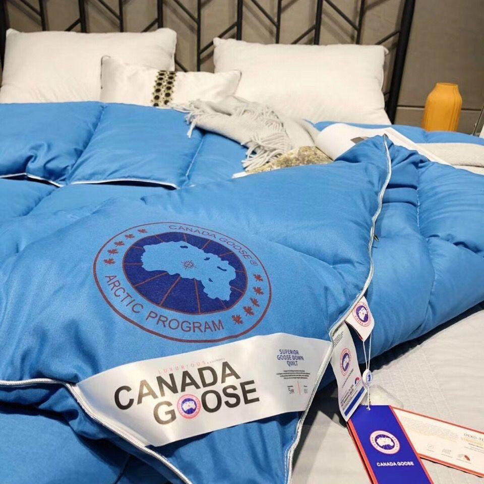 優惠★新款加拿大羽絨被冬被保暖加厚冬季羽絨被芯禮品被2020新款