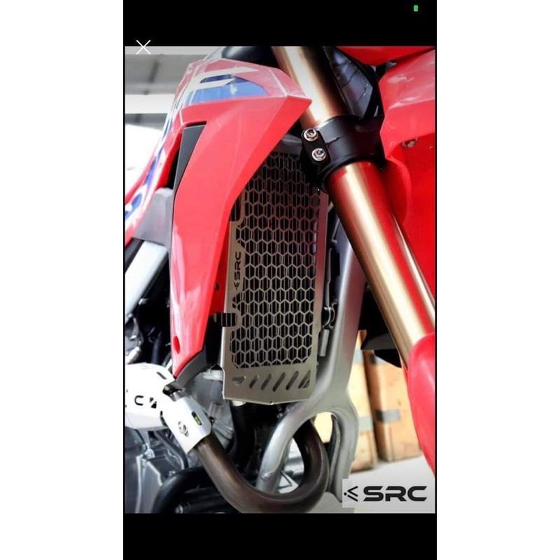 Honda CRF300L CRF300Rally 水箱護網 SRC水箱護網黑色/銀色現貨CRF 300 L Rally