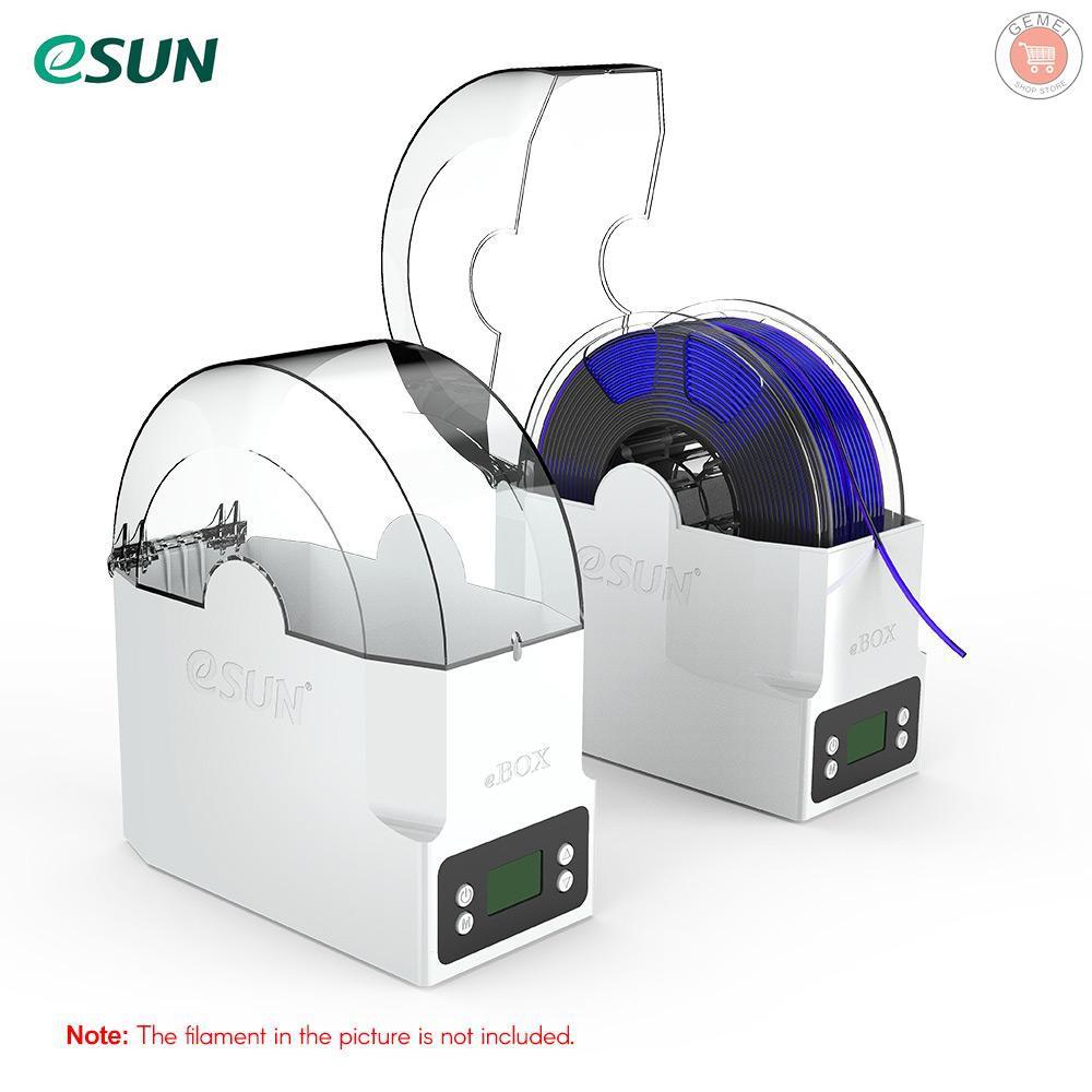 歌美eSUN eBOX 3D打印長絲盒長絲存放架保持長絲干法測定長絲重量