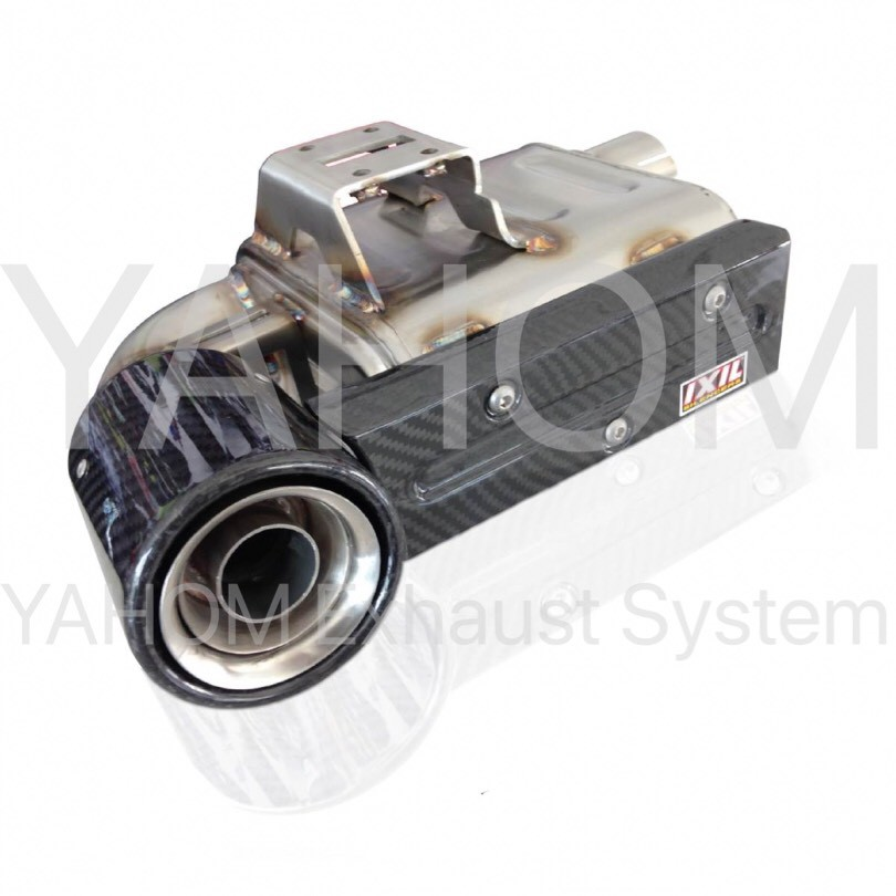 R3/MT03 底排 側排 便當盒 排氣管 西班牙進口 IXIL IXRACE SX1 正蠍MT07/NINJA650/