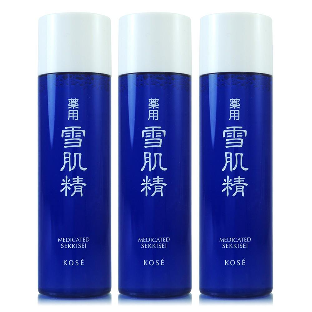 KOSE高絲 雪肌精化妝水45ml x3 (正統公司貨)