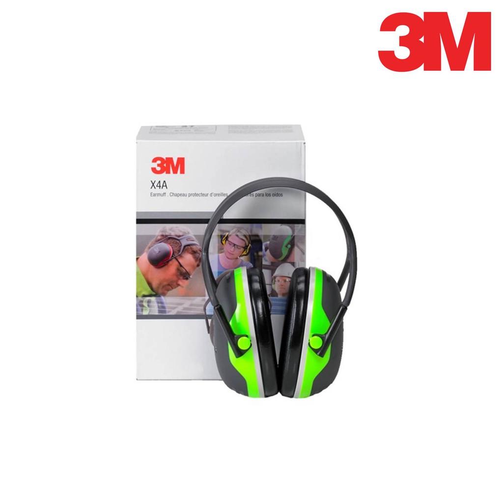 3M PELTOR X4A 耳罩 【3M工業補給站】