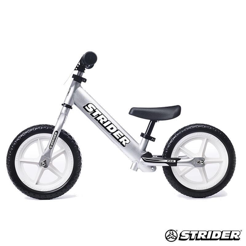 滑步車 滑板車 平衡車 STRIDER pro系列兒童平衡車1.5-5歲滑步車學步車寶寶無腳踏自行車