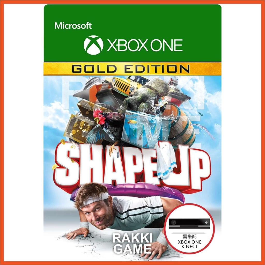 [正版序號] XBOX ONE Kinect 體感 健身趣 黃金版 中文版 Shape up