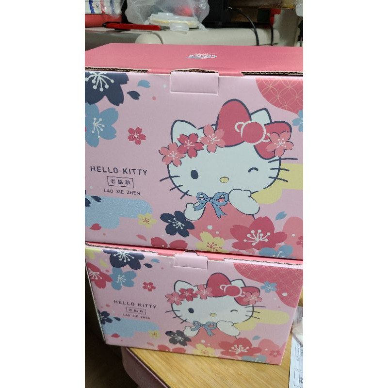 🌸☆幸福鮪魚雜貨舖☆🌸 現貨-老協珍 Hello Kitty夢幻賞櫻「日櫻款」「櫻雨款」只有鍋子