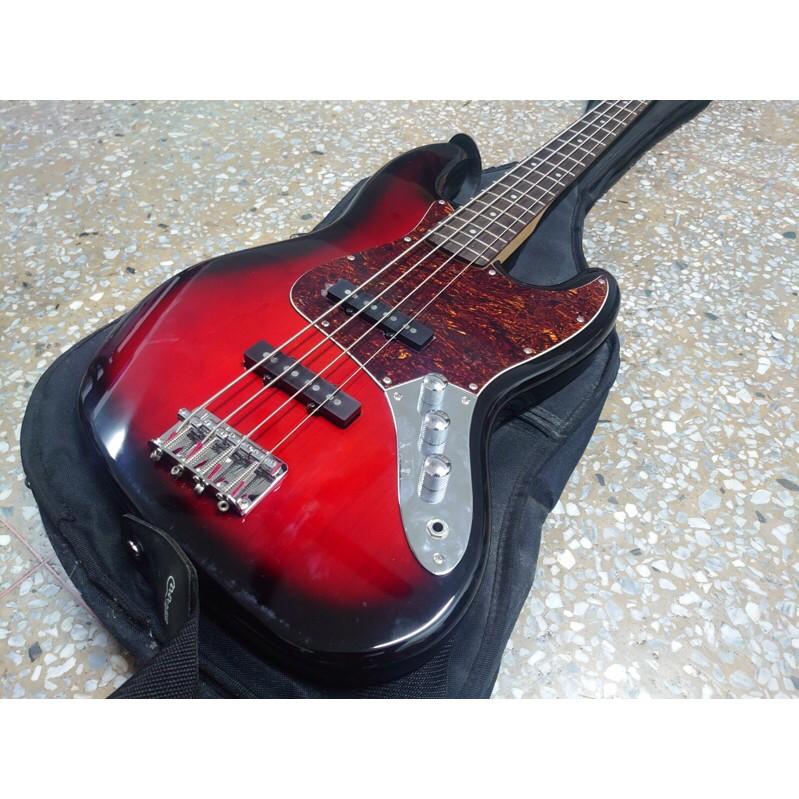 貝斯 Fender Squier Vintage Modified Jazz Bass 二手九成新