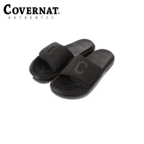 [COVERNAT] 21春夏 Tuvo 拖鞋(黑色)
