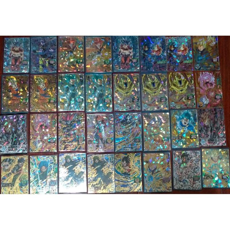 七龍珠英雄 福包 福袋 一包5張 保底3星隨機出CP卡 4星卡 隱藏卡