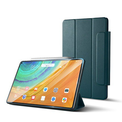 華為平板電腦matepadpro保護套matepad pro殼10.4套10.8英寸素皮5G版磁吸皮套mate