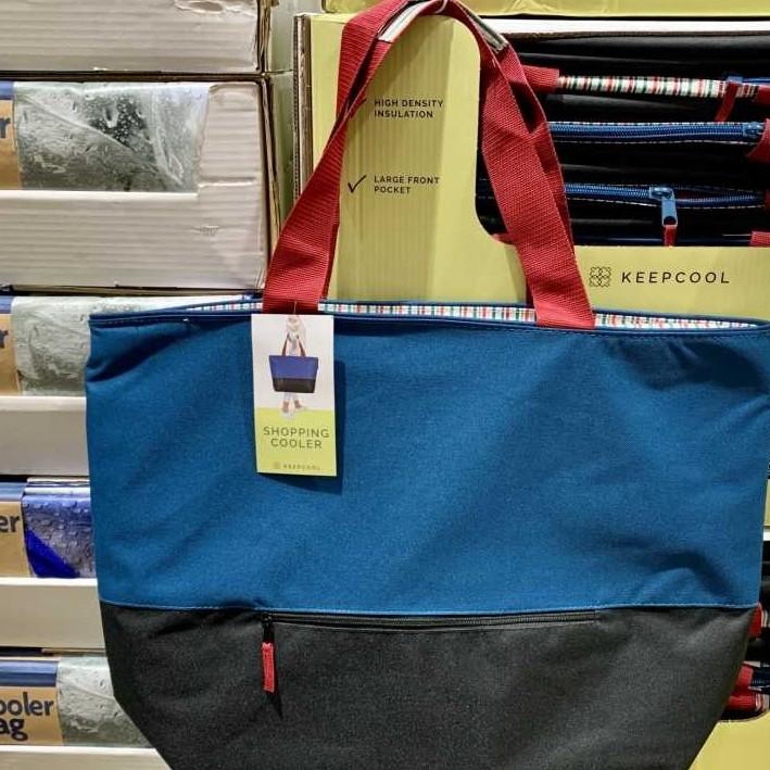 KEEP COOL 保溫保冷購物袋(1只) (幫幫買/好市多代購)#123788