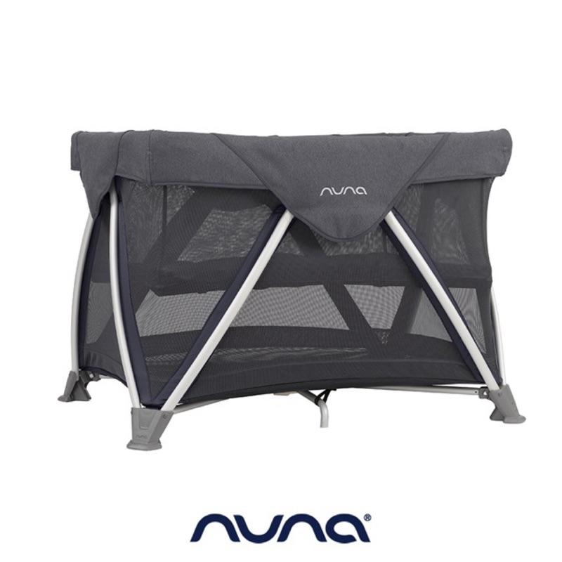 Nuna Sena aire嬰兒床 + Cani 有機棉水洗床墊