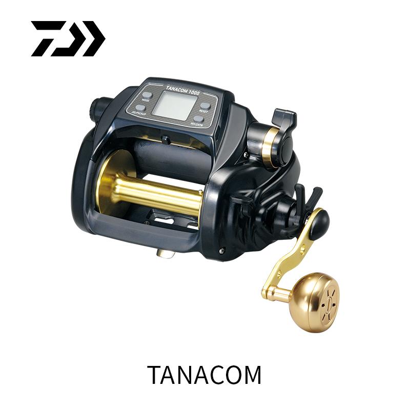 【漁具精選】DAIWA達億瓦 TANACOM 750/1000 電動輪 海釣輪船釣輪電鉸電動漁輪