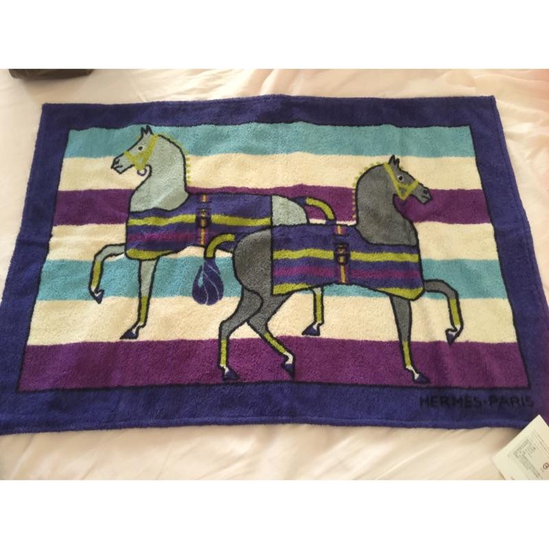 Hermes毛毯 小孩毯 睡巾